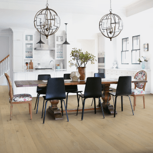 Dining room flooring | O'Krent Floors