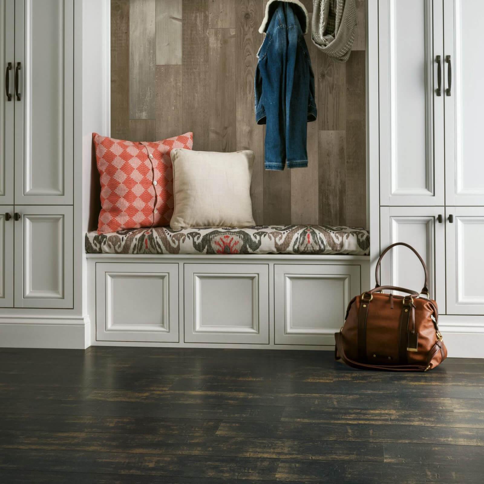 Antique Structure Laminate Flooring   O'Krent Floors