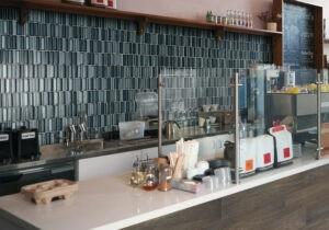 Tile wall   O'Krent Floors