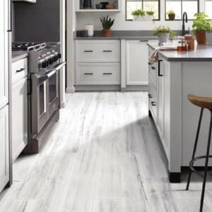 White cabinets | O'Krent Floors