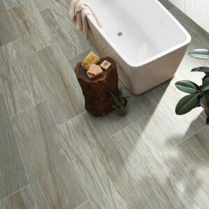 Sanctuary Bathroom Tulum Tide   O'Krent Floors