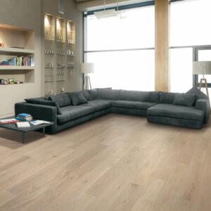 Modern living room flooring | O'Krent Floors