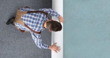 installing carpet   O'Krent Floors
