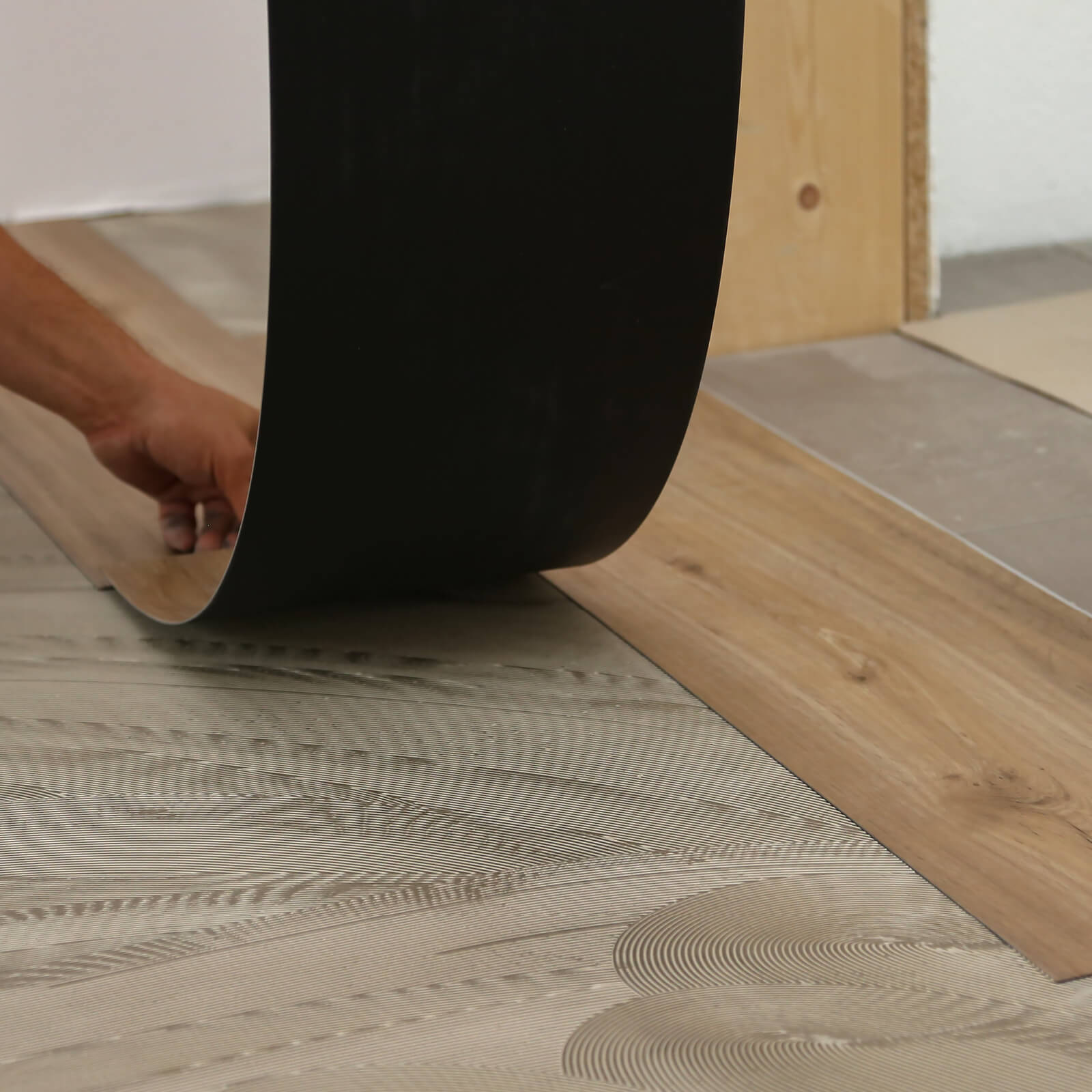Luxury Vinyl Installation   O'Krent Floors