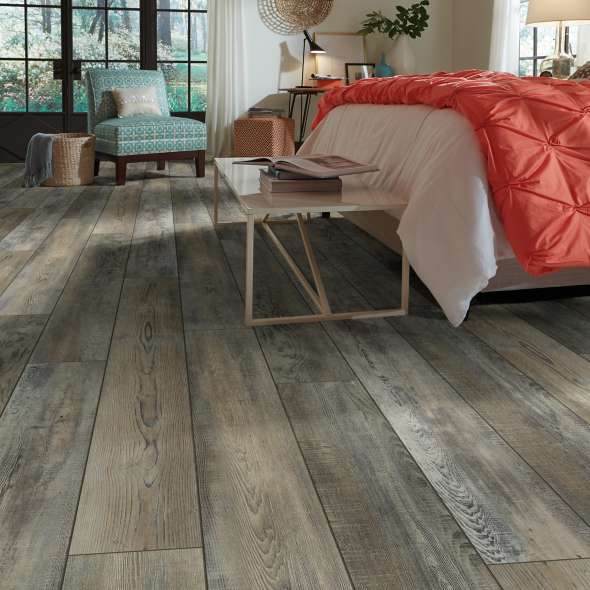 Luxury Vinyl bedroom flooring   O'Krent Floors