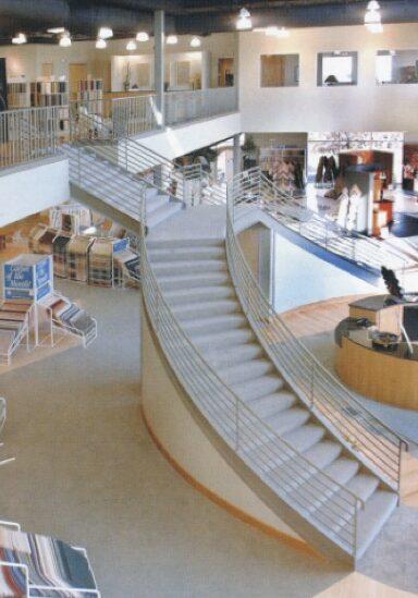 inside the showroom | O'Krent Floors