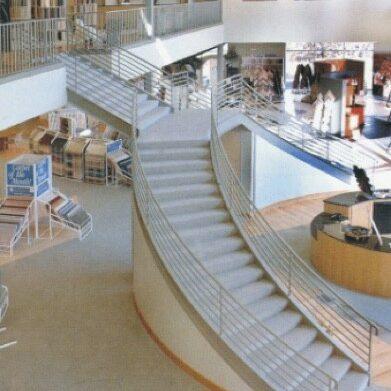 inside the showroom   O'Krent Floors