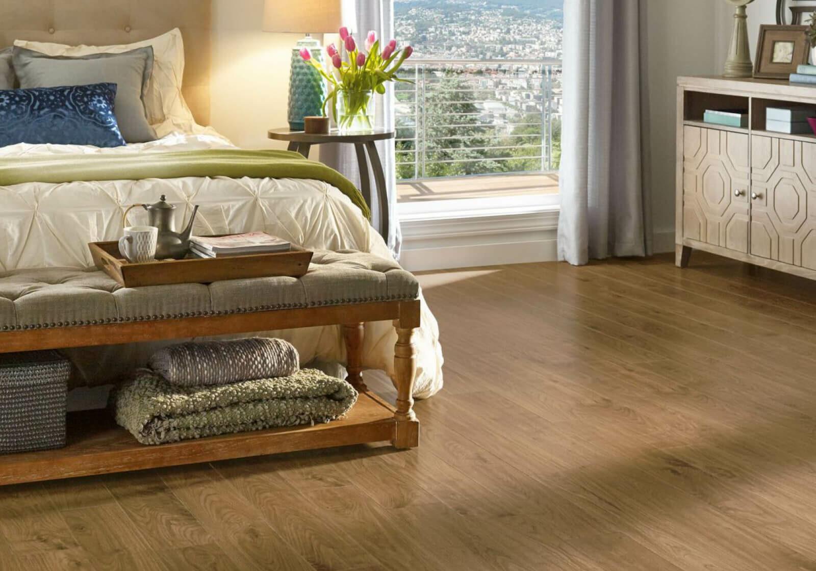 Urban Walnut Laminate   O'Krent Floors